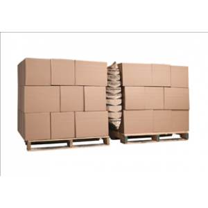 Abrasion Resistant Paper Dunnage Airbags